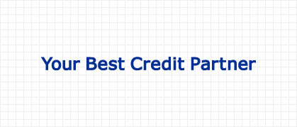 Slogan : your best credit patner
